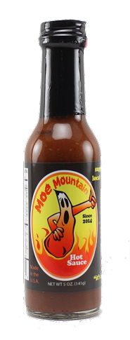 Moe Mountain Hot Sauce Case of 12